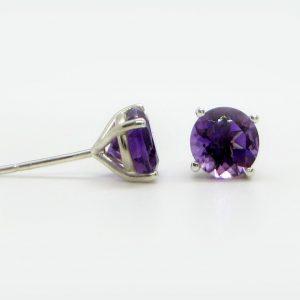 Prima Lux silver earrings 12885SSE