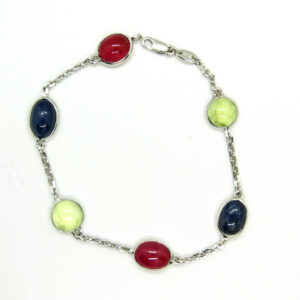 Prima Lux gem stone bracelet
