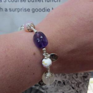 Prima Lux multi stone bracelet