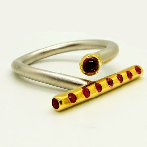 Prima Lux modern dress ring